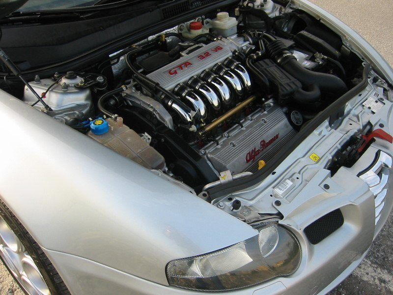 foto Alfa 147 - 3.2 V6 GTA - Grigio Sterling - 2004 - MS - 11