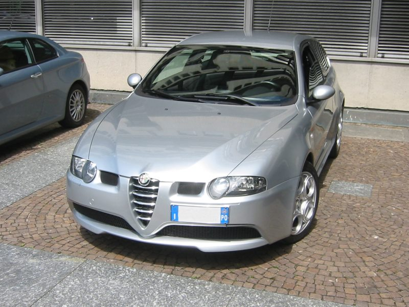 foto Alfa 147 - 3.2 V6 GTA - Grigio Sterling - 2004 - MS - 1