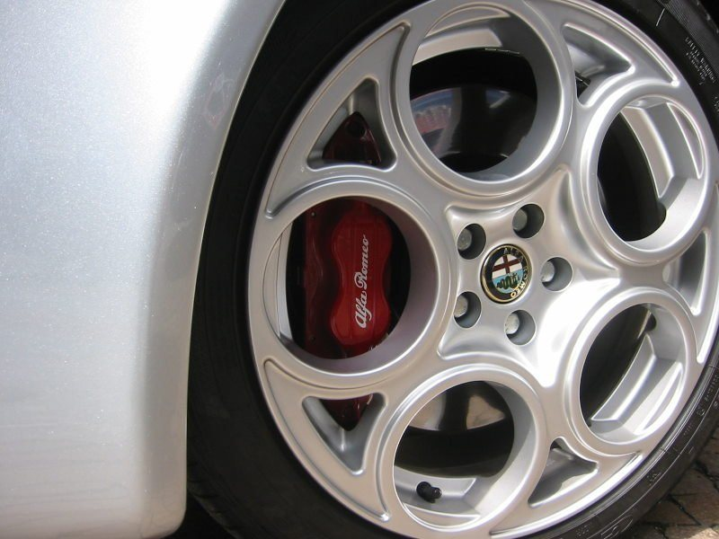 foto Alfa 147 - 3.2 V6 GTA - Grigio Sterling - 2004 - MS - 2
