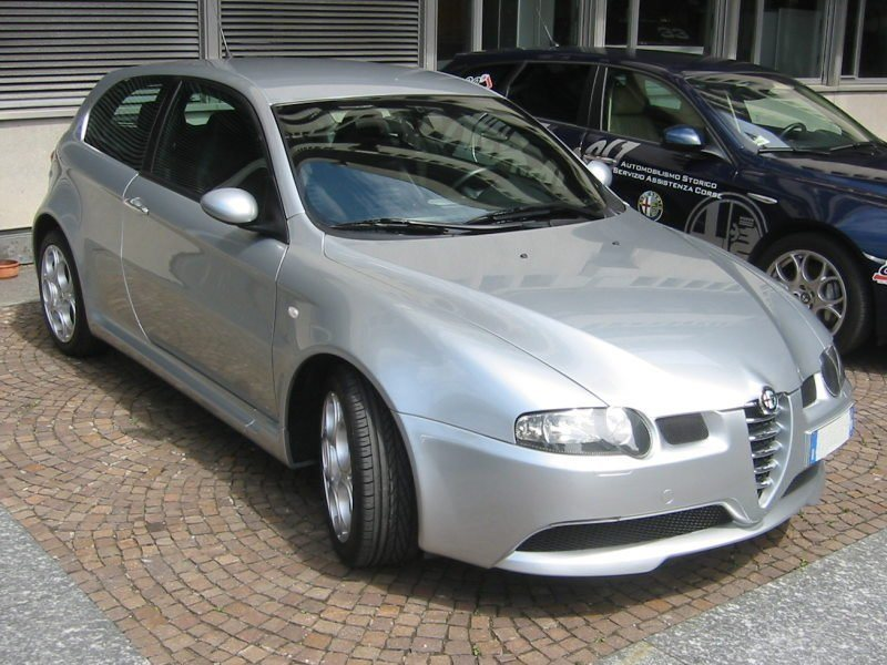 foto Alfa 147 - 3.2 V6 GTA - Grigio Sterling - 2004 - MS - 3