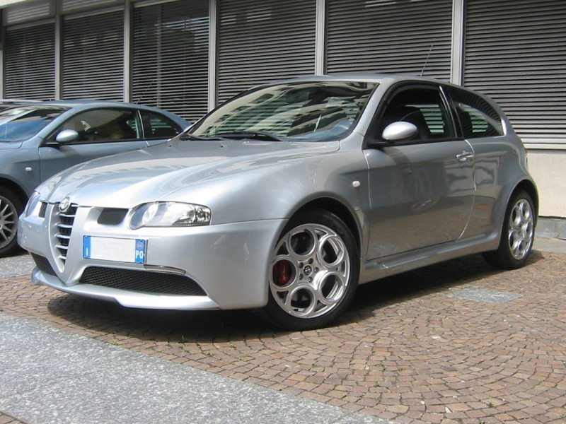 foto Alfa 147 - 3.2 V6 GTA - Grigio Sterling - 2004 - MS - 4