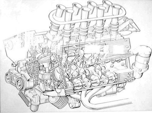 foto Alfa Romeo Formula Uno - 5