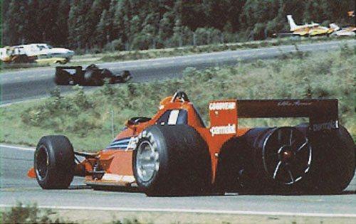 foto Alfa Romeo Formula Uno - 4