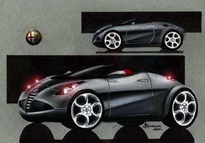 foto Alfa Cabrio mai prodotte!!!!!!!!!! - 5
