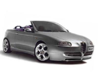 foto Alfa Cabrio mai prodotte!!!!!!!!!! - 1