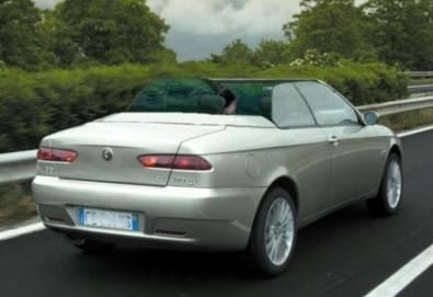 foto Alfa Cabrio mai prodotte!!!!!!!!!! - 4