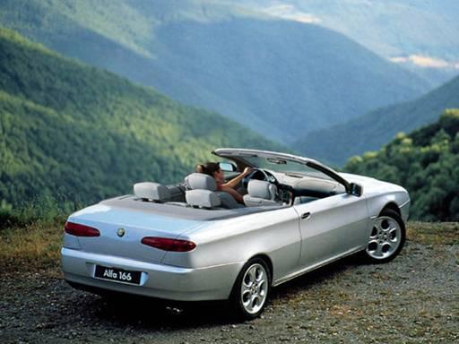 foto Alfa Cabrio mai prodotte!!!!!!!!!! - 2