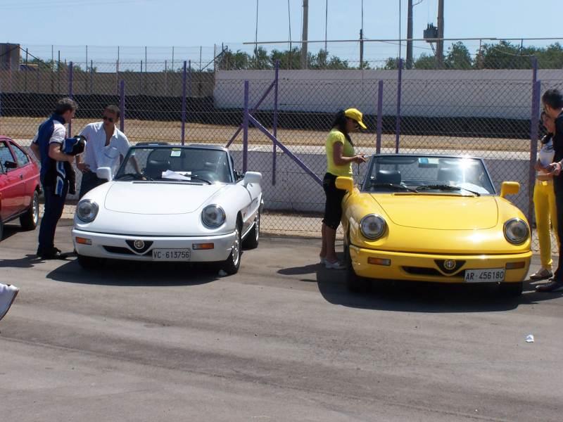 foto Invito Autodromo di Binetto dedicato agli Alfisti - 10