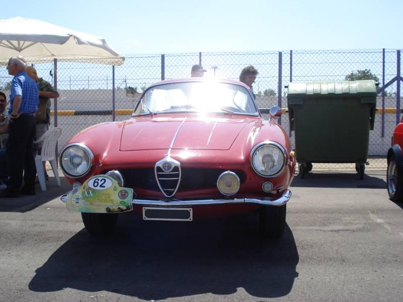 foto Invito Autodromo di Binetto dedicato agli Alfisti - 11