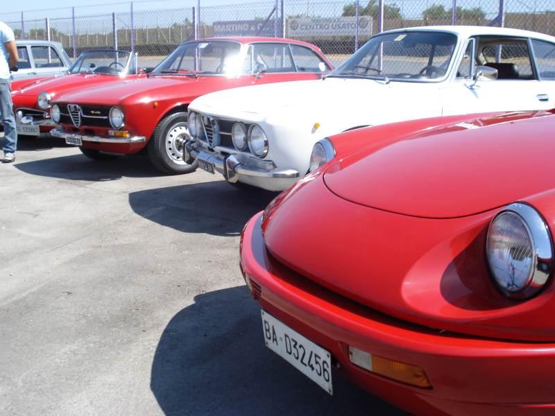 foto Invito Autodromo di Binetto dedicato agli Alfisti - 13
