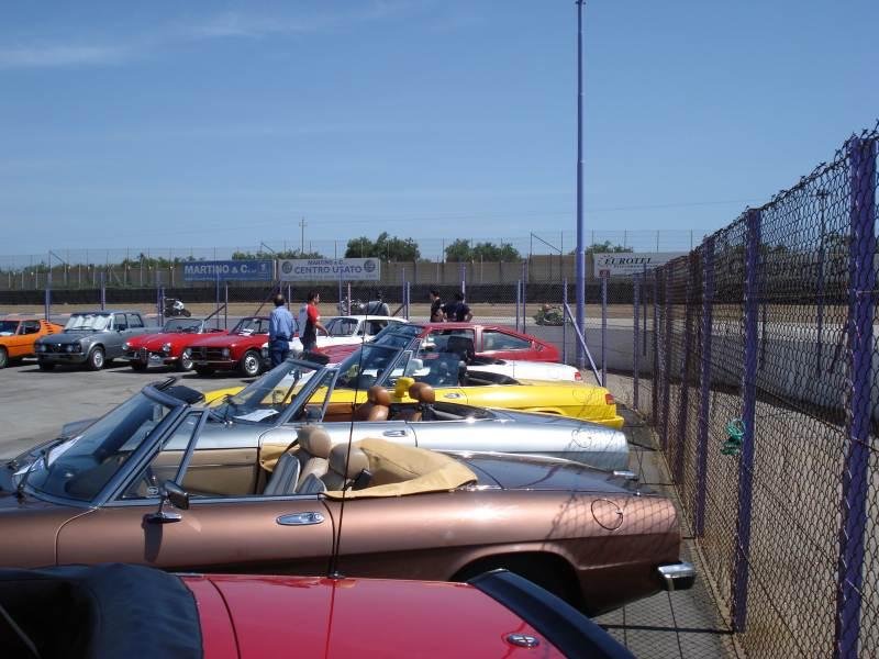 foto Invito Autodromo di Binetto dedicato agli Alfisti - 14
