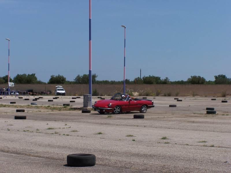 foto Invito Autodromo di Binetto dedicato agli Alfisti - 18