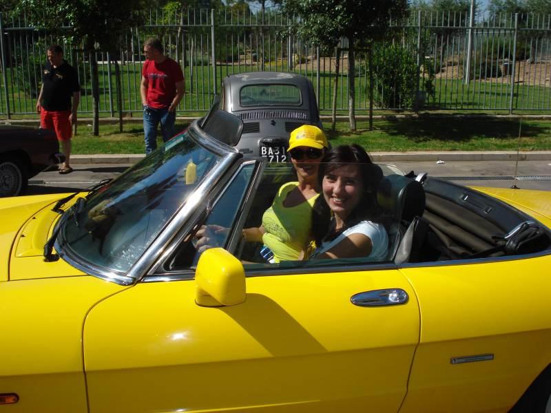 foto Invito Autodromo di Binetto dedicato agli Alfisti - 2
