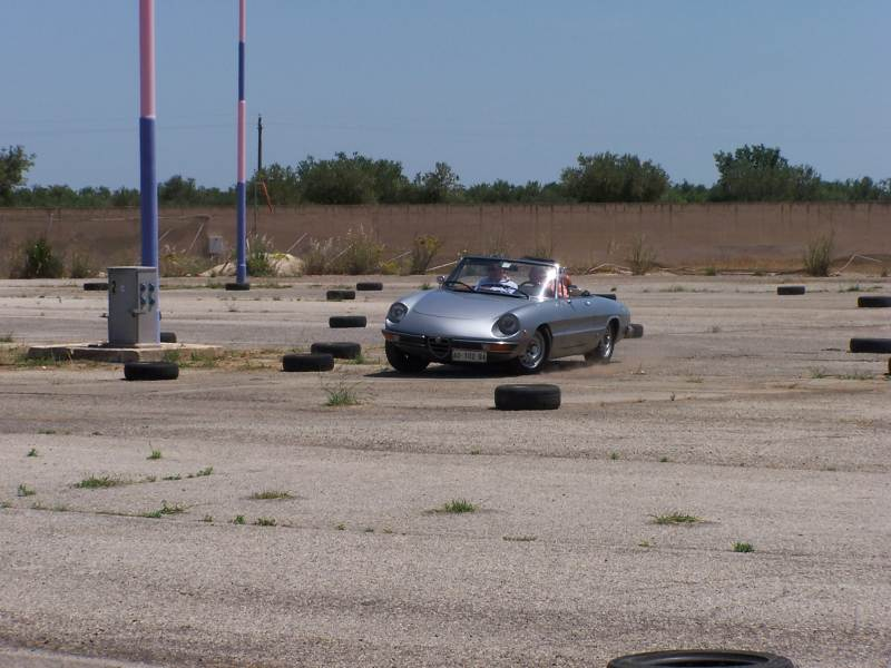 foto Invito Autodromo di Binetto dedicato agli Alfisti - 20