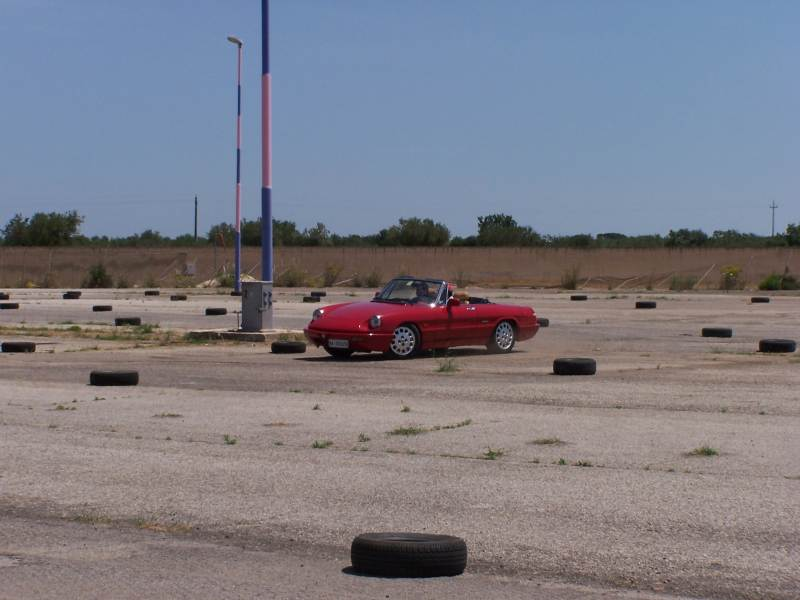 foto Invito Autodromo di Binetto dedicato agli Alfisti - 21