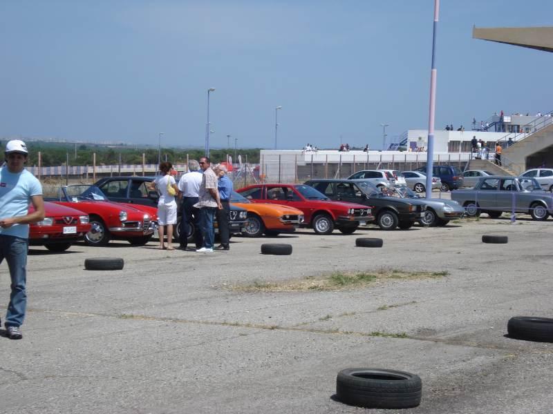 foto Invito Autodromo di Binetto dedicato agli Alfisti - 23