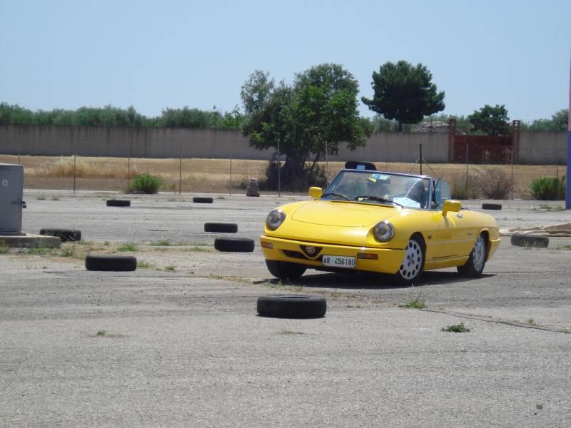 foto Invito Autodromo di Binetto dedicato agli Alfisti - 24