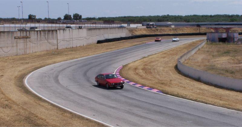 foto Invito Autodromo di Binetto dedicato agli Alfisti - 32