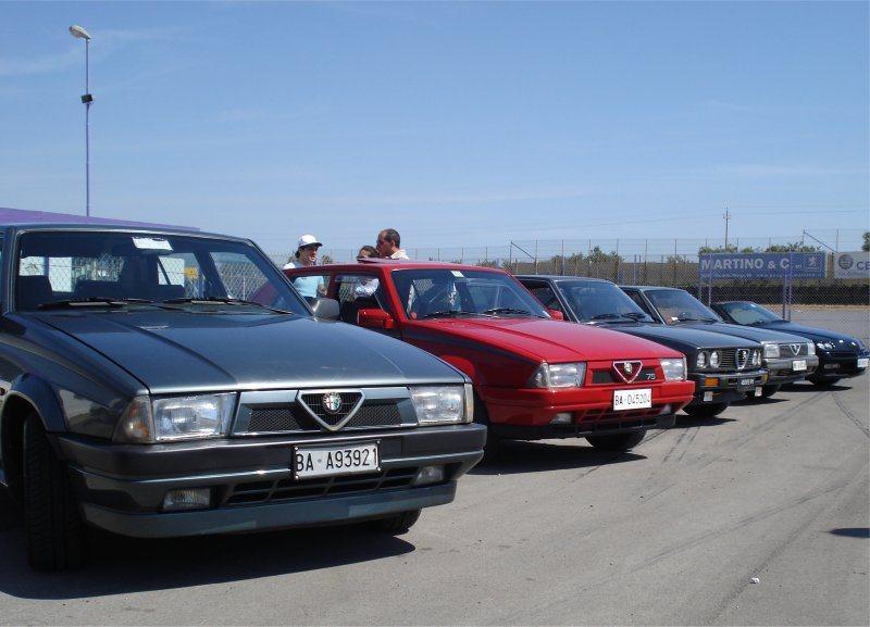 foto Invito Autodromo di Binetto dedicato agli Alfisti - 4