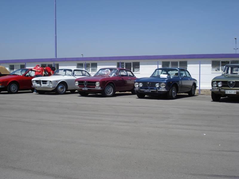 foto Invito Autodromo di Binetto dedicato agli Alfisti - 5