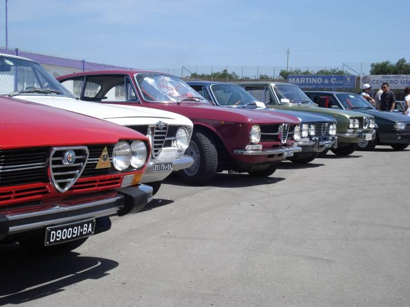 foto Invito Autodromo di Binetto dedicato agli Alfisti - 6