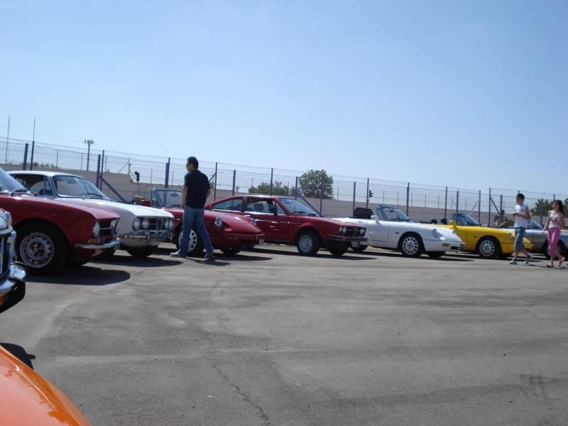 foto Invito Autodromo di Binetto dedicato agli Alfisti - 7