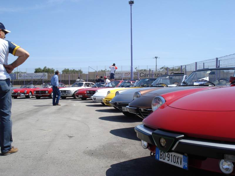 foto Invito Autodromo di Binetto dedicato agli Alfisti - 8