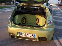 foto Alfa 147 - 1.9 JTD  - Distinctive  - Colore a Campione  - 2001  - Alba A. - 5