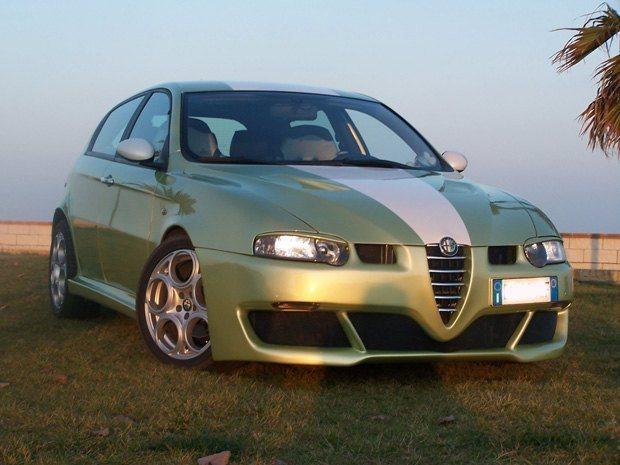 foto Alfa 147 - 1.9 JTD  - Distinctive  - Colore a Campione  - 2001  - Alba A. - 1