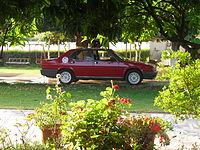 foto Alfa 90 2.0i Rosso - 1985 - Paesi Bassi - {attachcounter}