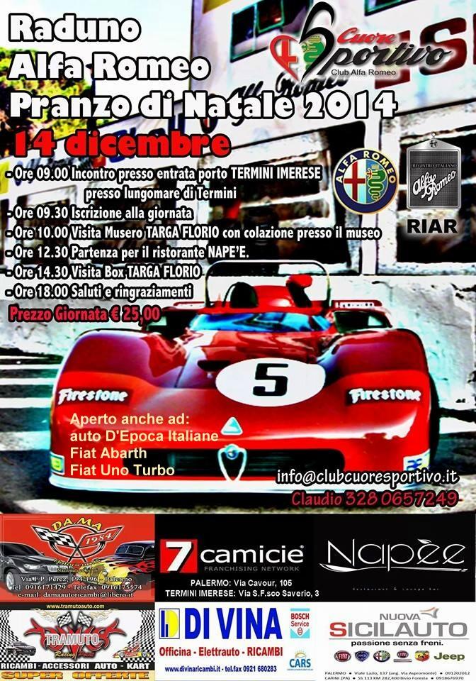 foto Raduno Club Cuore Sportivo in collaborazione Museo Targa Florio - {attachcounter}