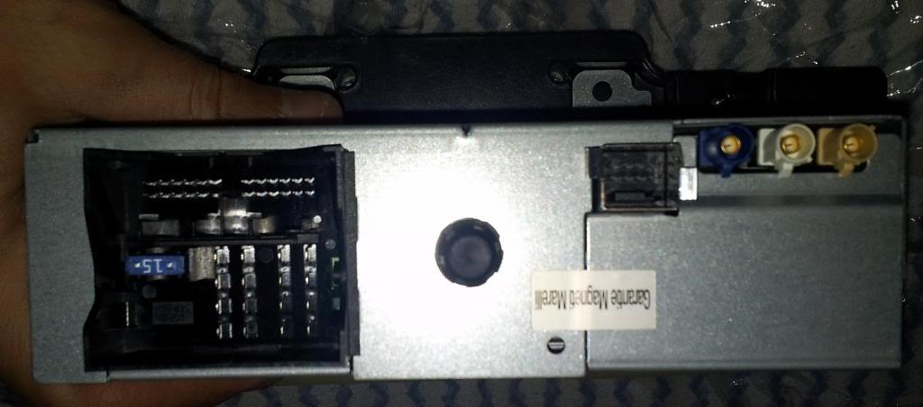 foto [GUIDA] dettagliata per il montaggio Radionav originale GIULIETTA - {attachcounter}