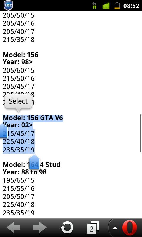 foto Cerchi 8x18 TSW Indy su 156 GTA, consigli? - {attachcounter}