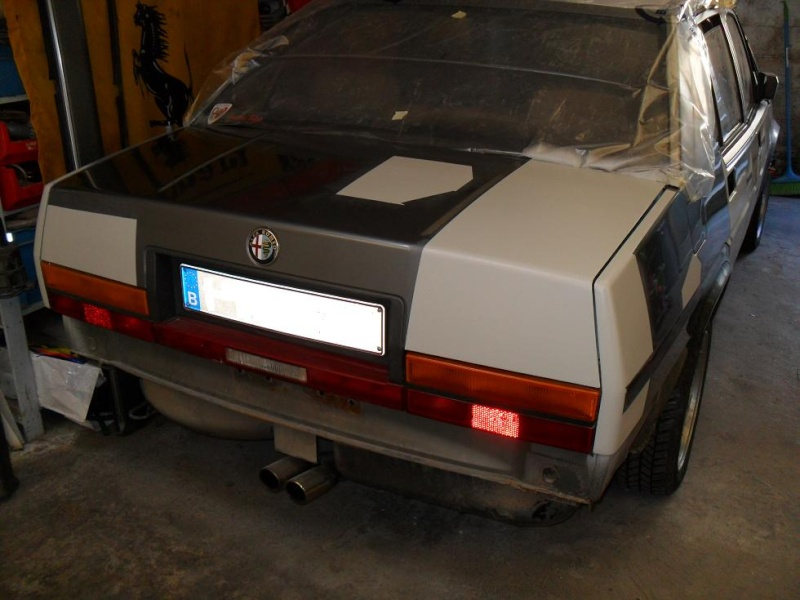 foto alfa 90-2.0 ie -1984  belgio - {attachcounter}