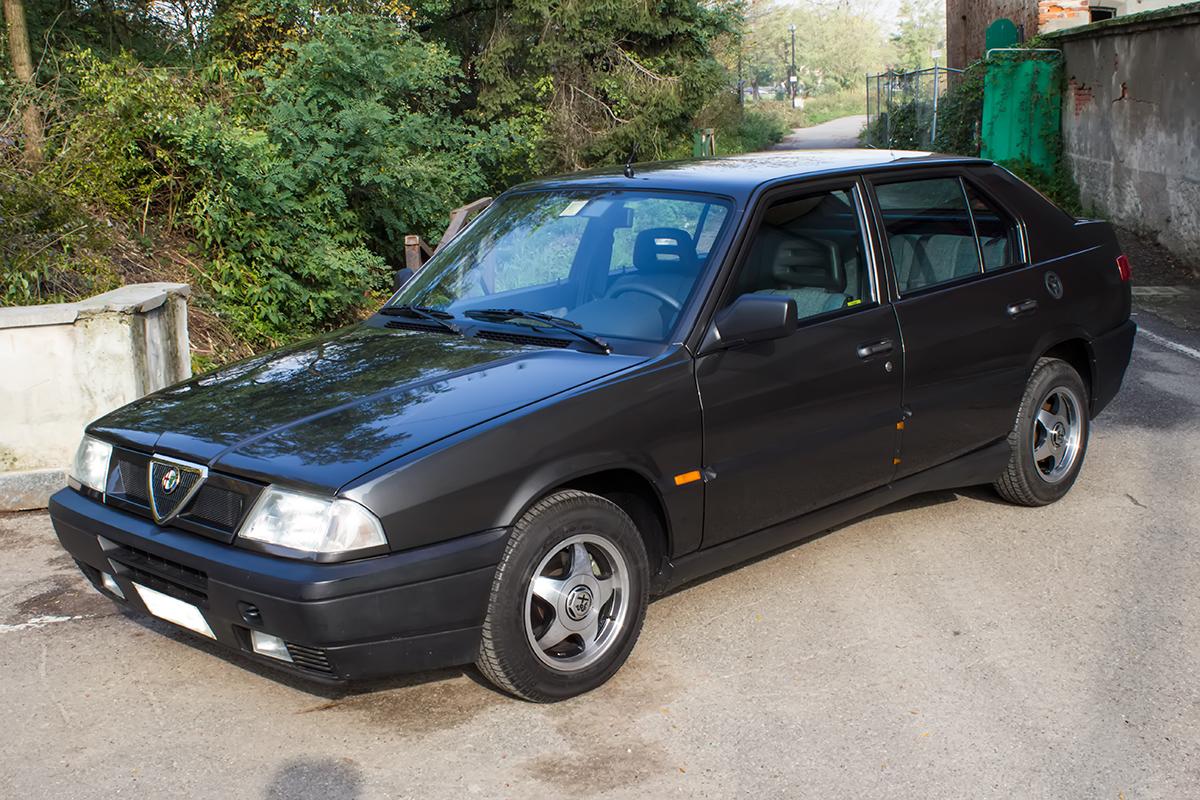 foto Alfa Romeo 33 1.3 vl-colore grigio-Anno 1991 - {attachcounter}