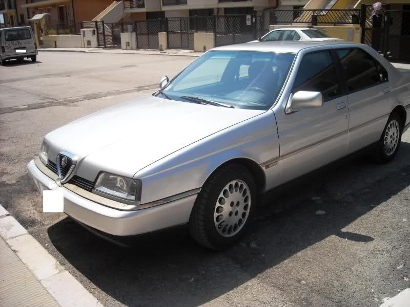 foto Alfa Romeo 164 Super - 2.0 Twin Spark - Argento Met. - 1995 - CH - {attachcounter}