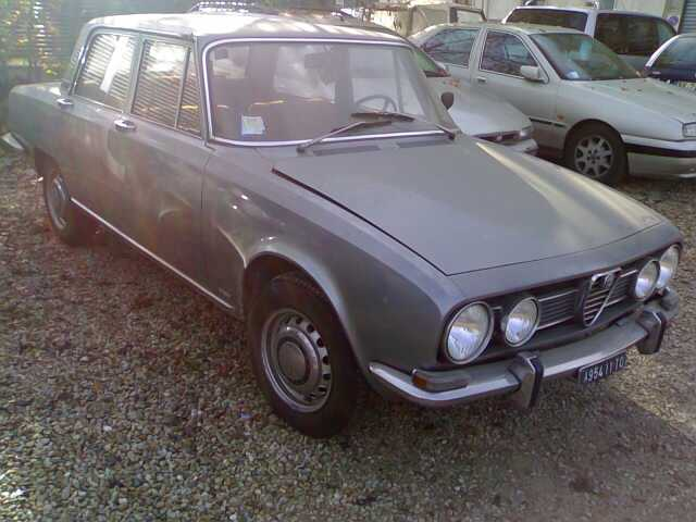 foto Alfa Romeo 1750 prima serie - {attachcounter}