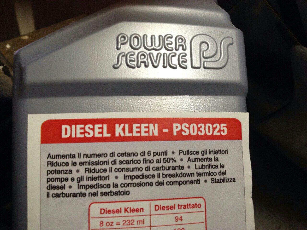 foto Additivo per motori diesel - {attachcounter}