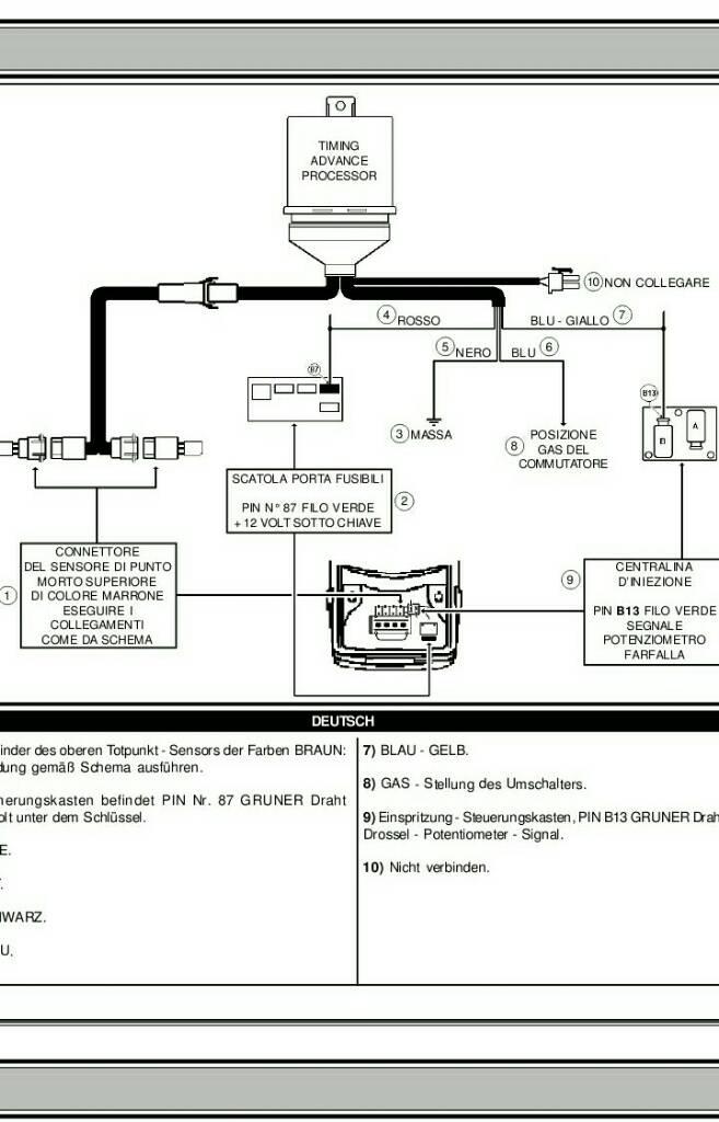 foto Aiuto montaggio variatore anticipo accensione AEB COBRA - {attachcounter}