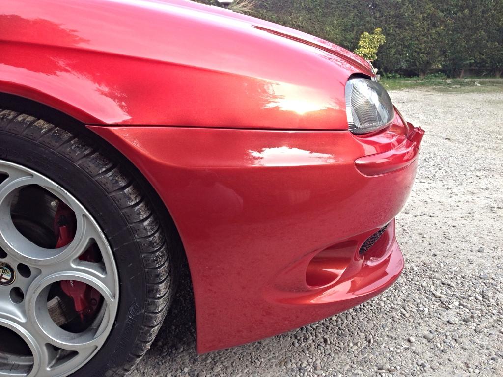 foto Alfa Romeo 156 GTA Sportwagon - 3.2 V6 24v - Rosso Mirò - 2002 - RO - {attachcounter}