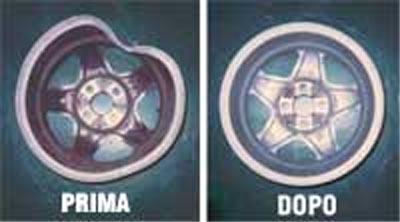 foto Officina GIBO - TORINO - Riparazione cerchi in lega anche DEVASTATI! :D - {attachcounter}