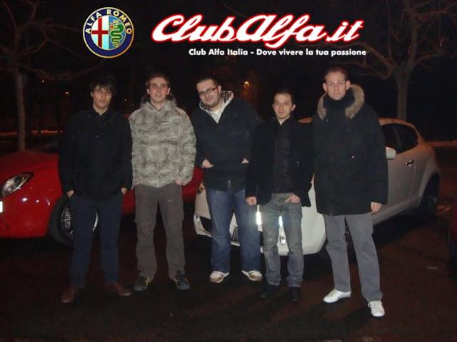 foto V Raduno regionale Club Alfa Lombardia Officina della Birra Bresso(MI) 17/01/09 - {attachcounter}