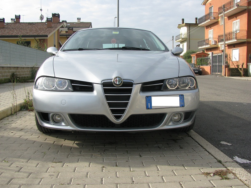 foto Alfa 156 Sportwagon Giugiaro - 1.8 Twin Spark - 2003 - RM - {attachcounter}