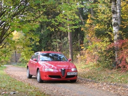 foto Alfa 147  - 1.6 TS - Rosso - Russia - {attachcounter}