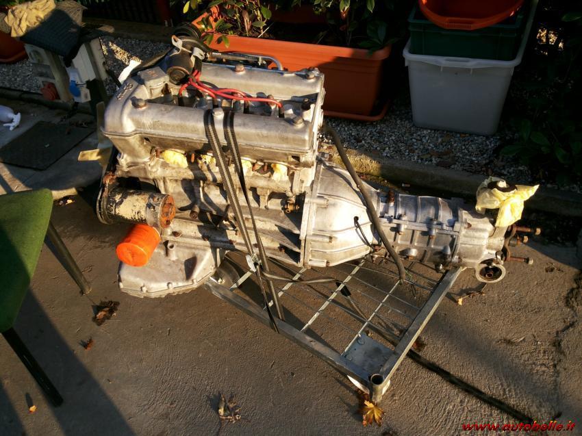 foto Motore per sprint GT veloce del 1967 - {attachcounter}