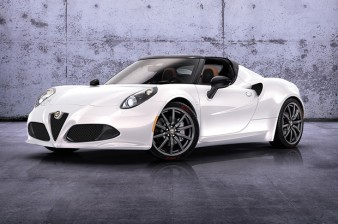 foto Alfa Romeo 4C Spider, tutto pronto per il debutto al Salone di Parigi - {attachcounter}