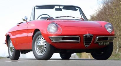 foto Alfa Romeo Spider, in futuro tornerà in gamma anche la Duetto - {attachcounter}