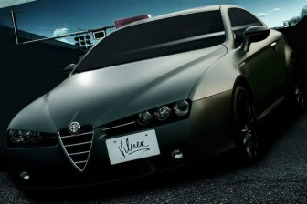 foto Alfa Romeo Brera, il tuning di Vilner riporta in vita la coupé - {attachcounter}