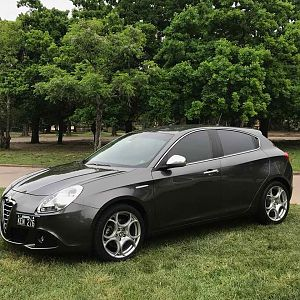 Giulietta 1.4 170cv distinctive