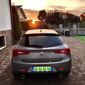 Giulietta Launch edition